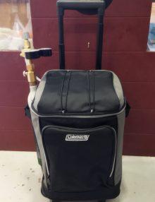 Traveller keg esky